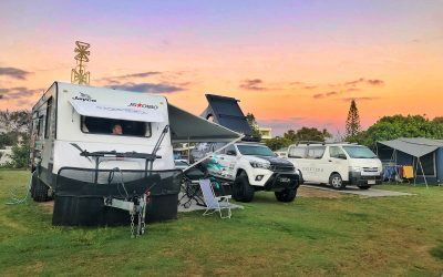 Coolum Beach Holiday Park Review