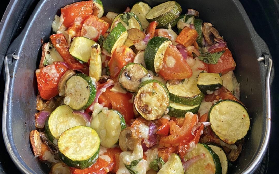 Air Fryer Roast Veggies