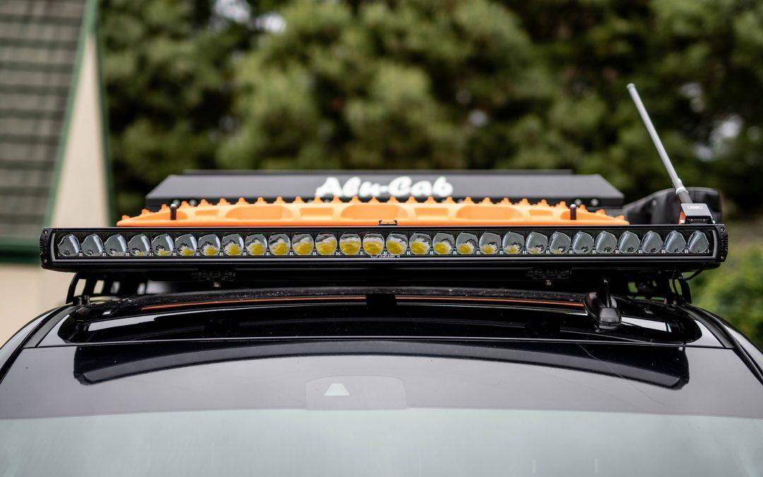 Lazer Lamps Lights up the Silverado