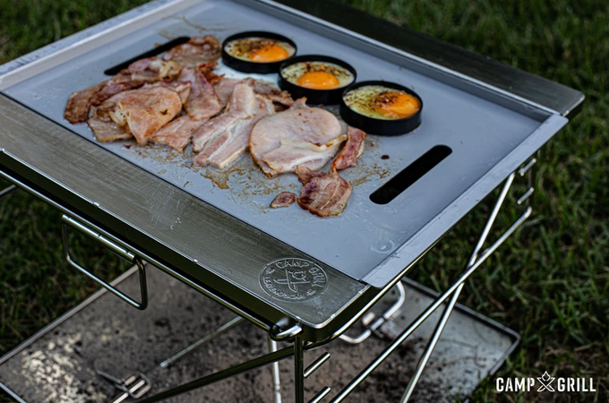 campgrill 1