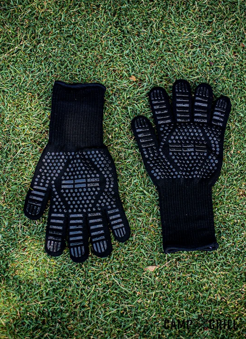 campgrill gloves