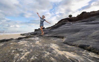 Black Rocks, Esk, NSW