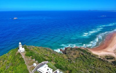 Top 5 Places to visit Between Sydney and the Sunshine Coast