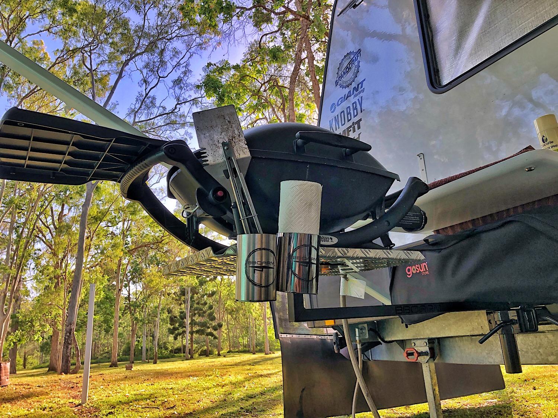 BBQ ARM Tray Bundle for Car or Trailer - Aussie Destinations Unknown