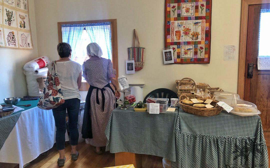 Springfield Amish Tea Room, Tasmania