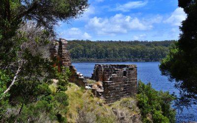 Sarah Island Tasmania