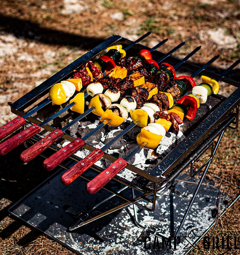 campgrill 6
