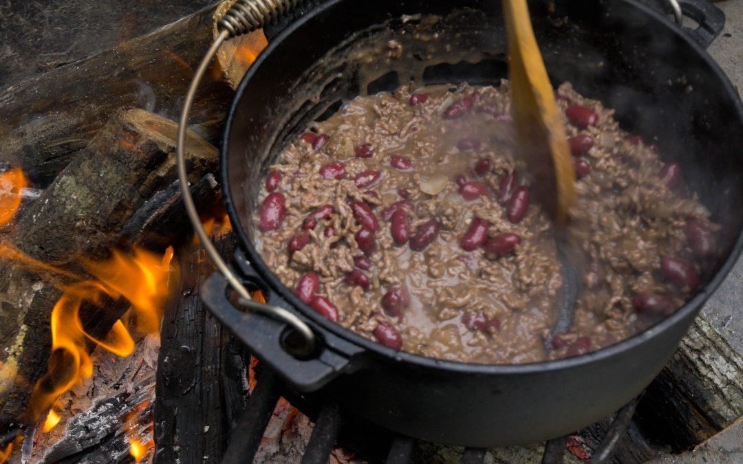 Camp Oven Chili con Carne
