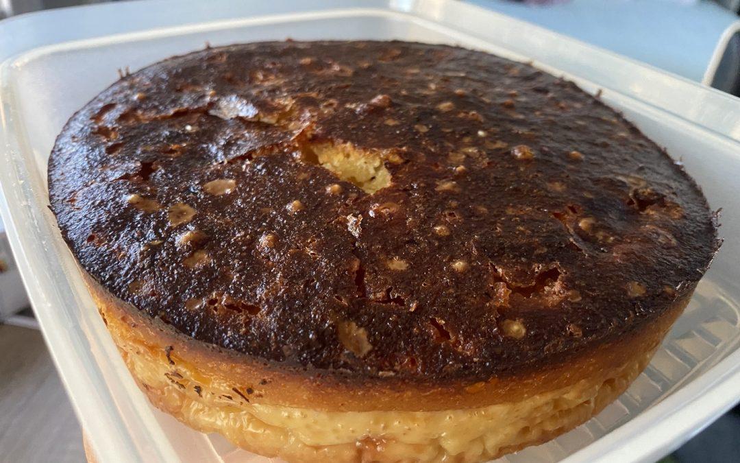 Impossible Pie (Gluten Free)