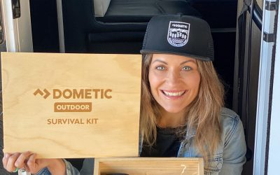 Win a Dometic Outdoor Survival Kit!